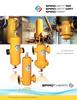 Spirovent Air / Spirovent Dirt / Spirotrap - Air Eliminators and Dirt Separators